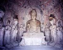 The Longmen Grottoes White Horse Temple